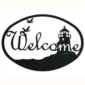 Welcome Lighthouse birds