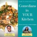Comedians in your kitchen at STCC