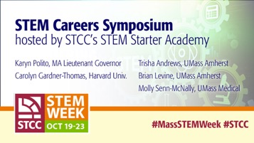 Student reflects on STCC's STEM Careers Symposium hosted by STEM Starter Academy