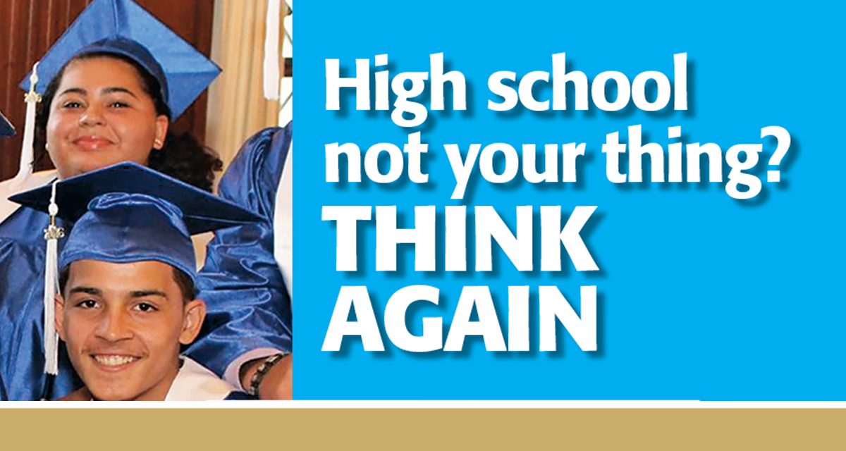 Gateway to College: Where Alternative High School Meets the College Experience