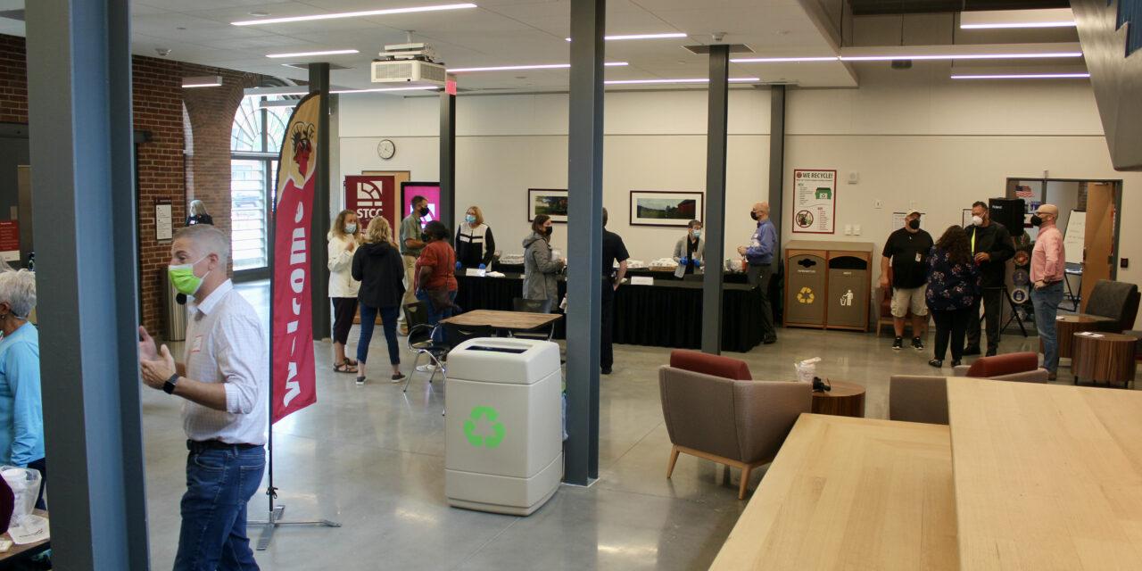 STCC SoSweet Stop-In Celebration kicks off new academic year