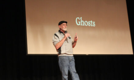 Paranormal investigator offers spooky stories at STCC