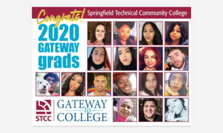 Gateway to College's Special Efforts for 2020 Grads