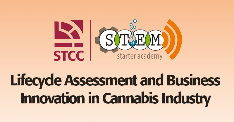 Lifecycle Assessment and Business Innovation in Cannabis Industry