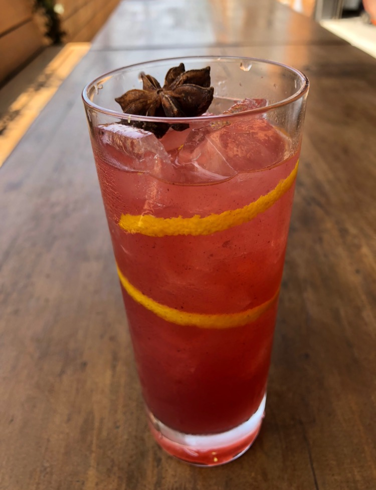 The Witch's Brew: Jupiter, Gin & Juice