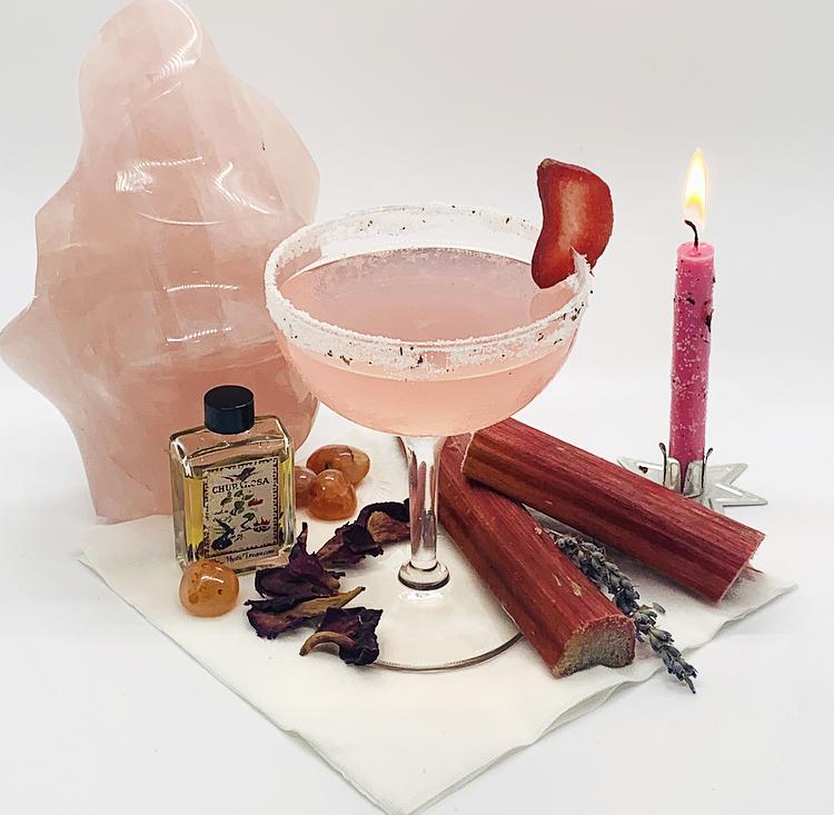 Rhubarb Romantic