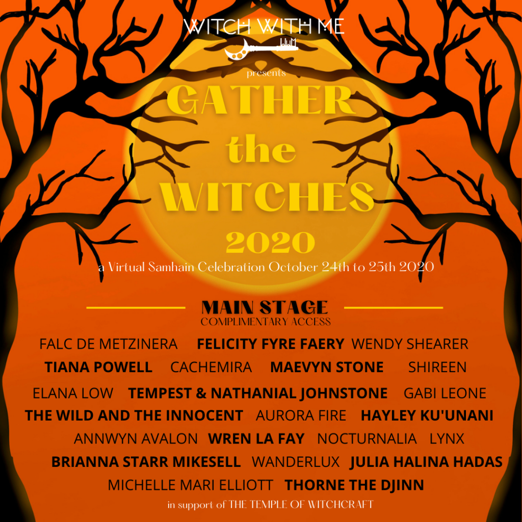 Gather the Witches Event
