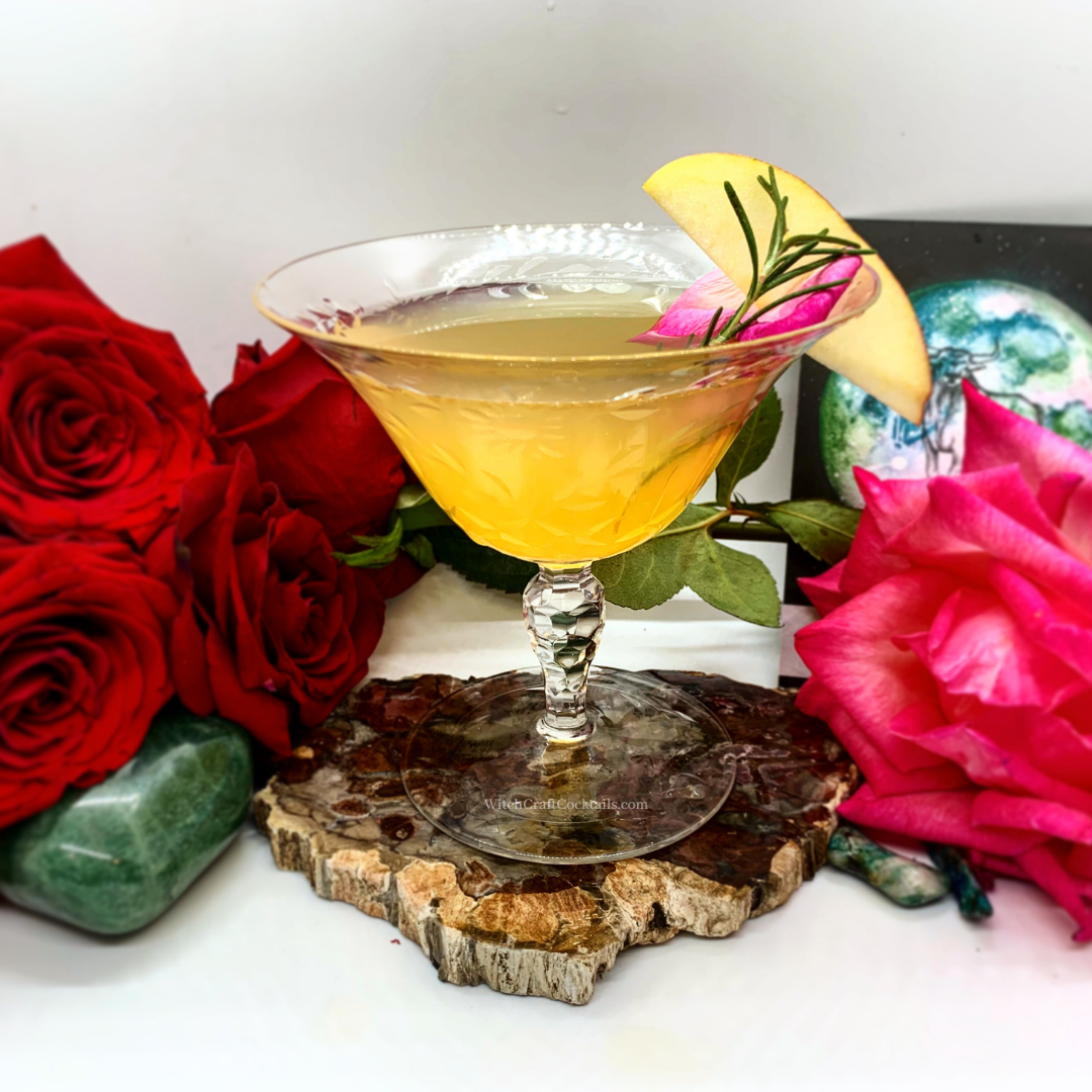 Taurus Full Moon & Mixology