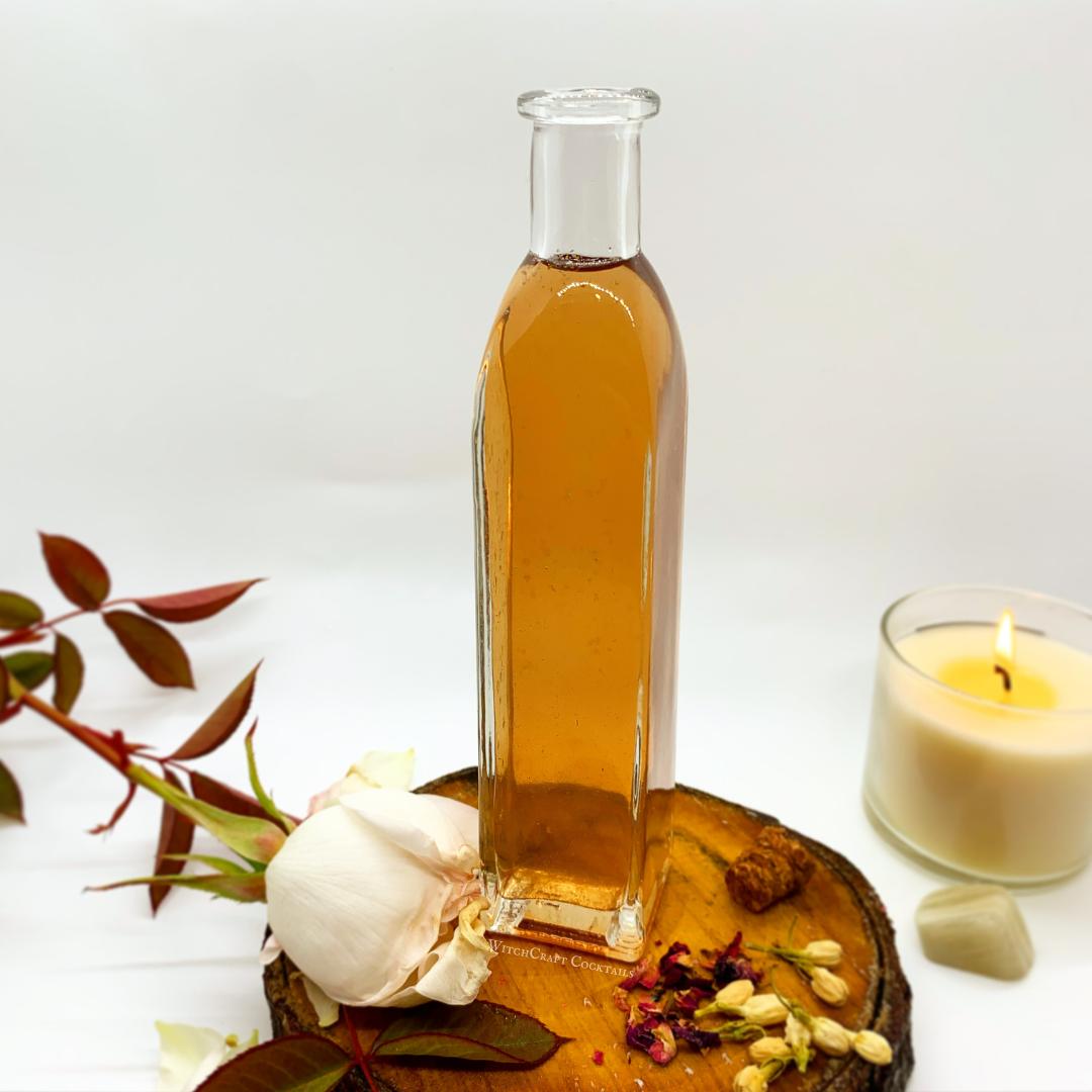 Jasmine-Rose Simple Syrup