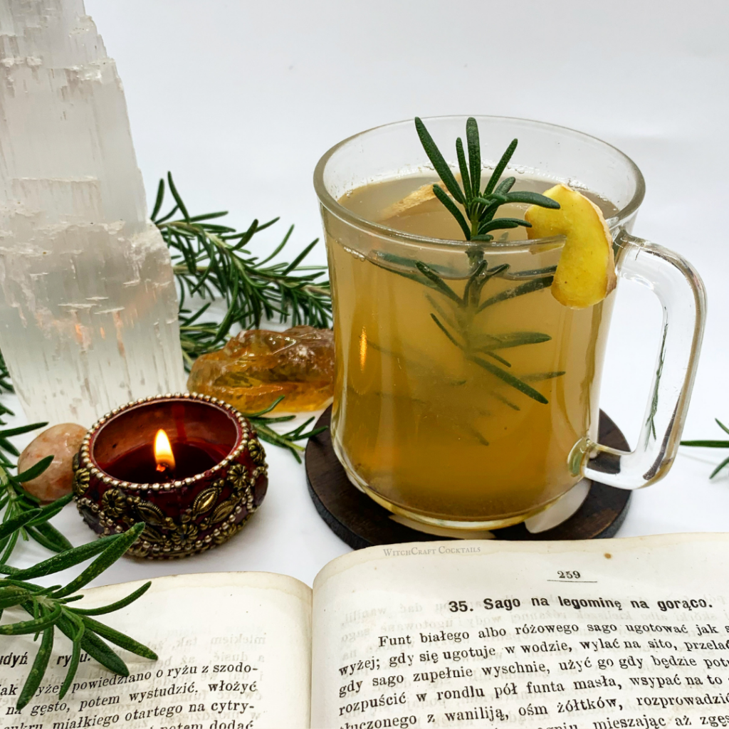 Spicy Sagittarius (Hot Toddy)