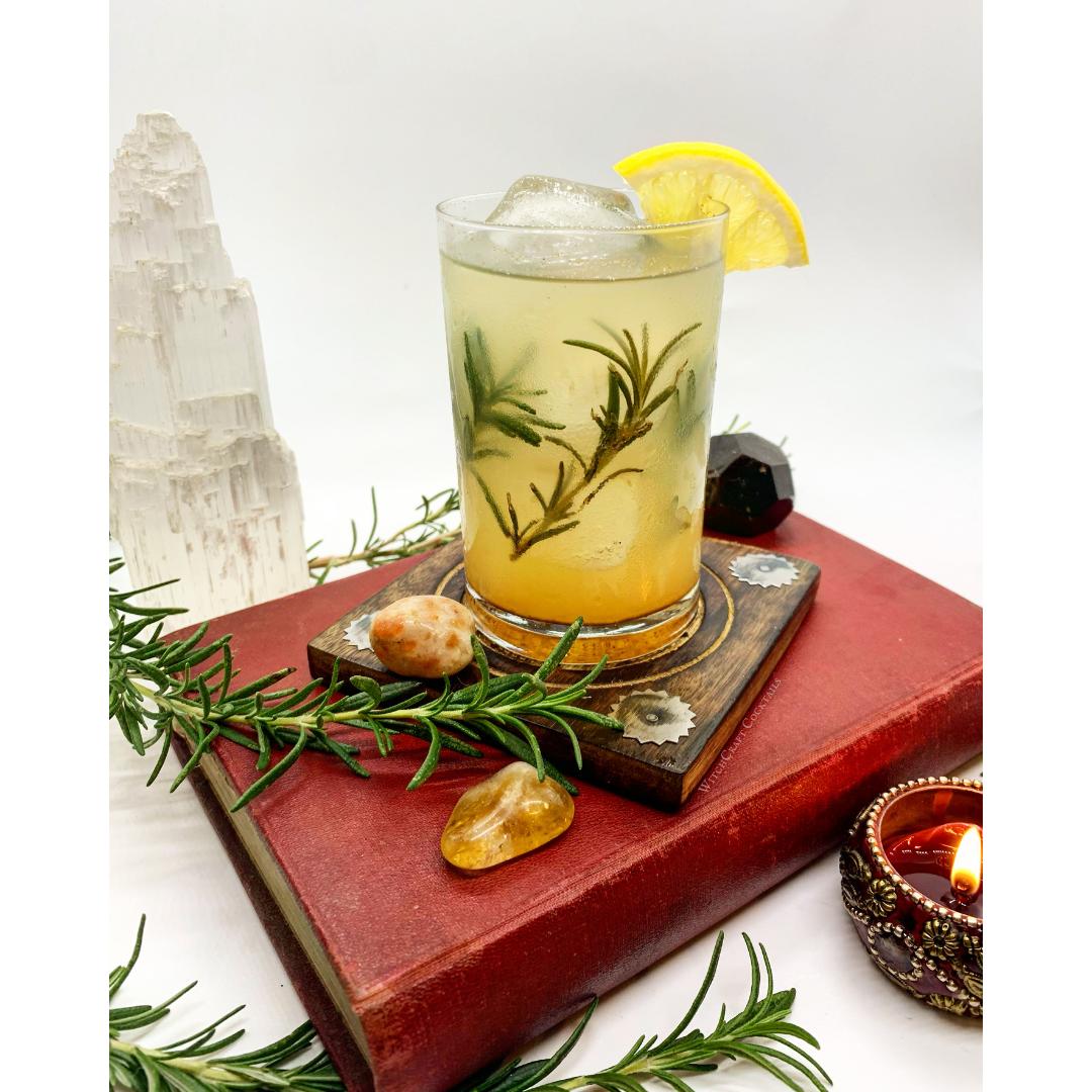 Sag Spiced Honey (Lemonade)