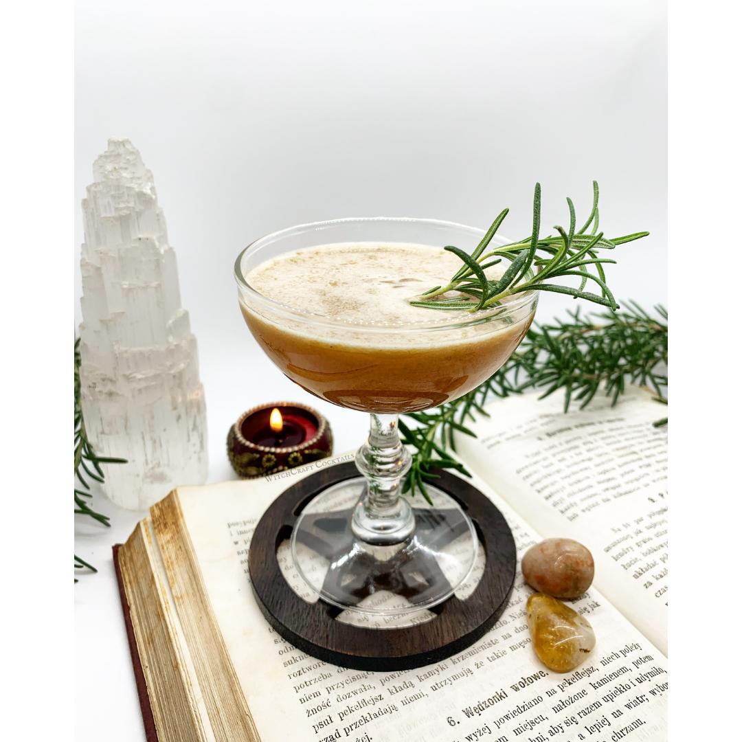 Sagittarius Whiskey Sour