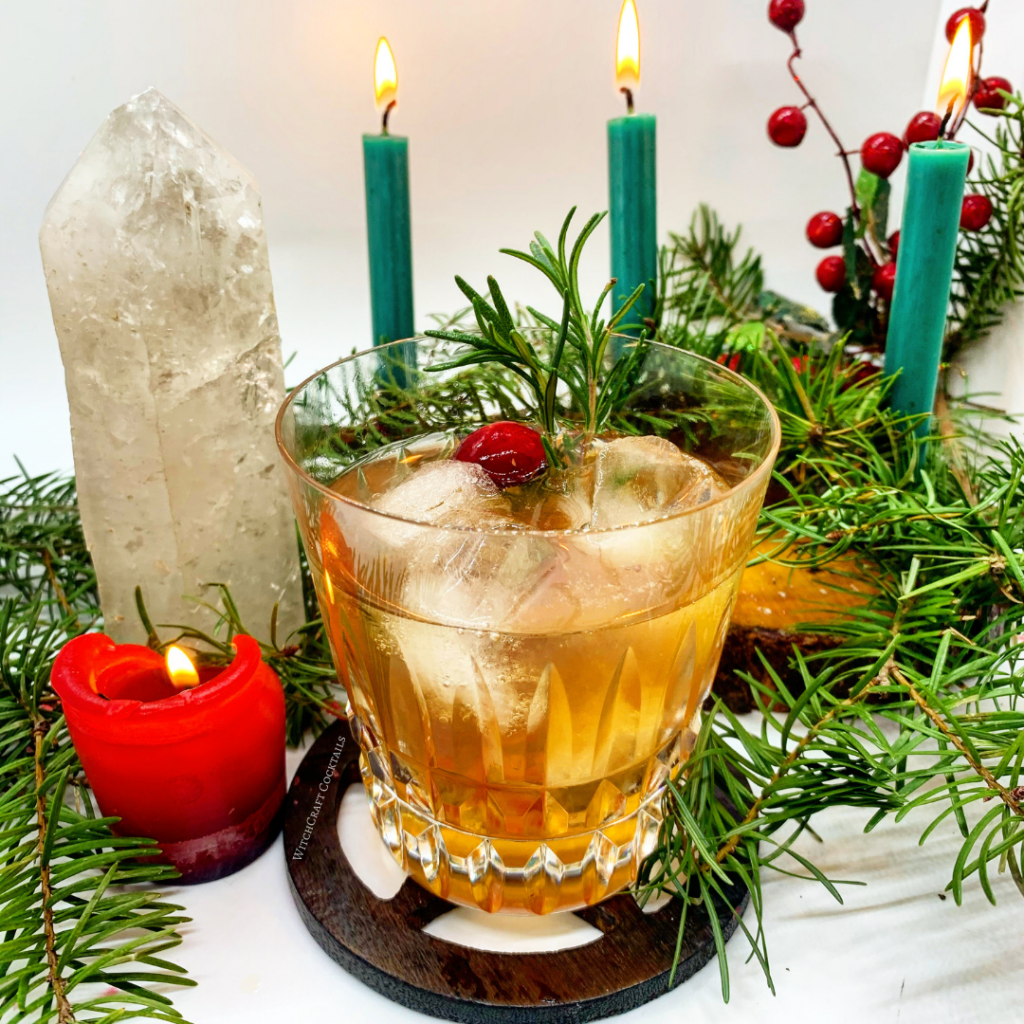 Solstice Old Fashioned