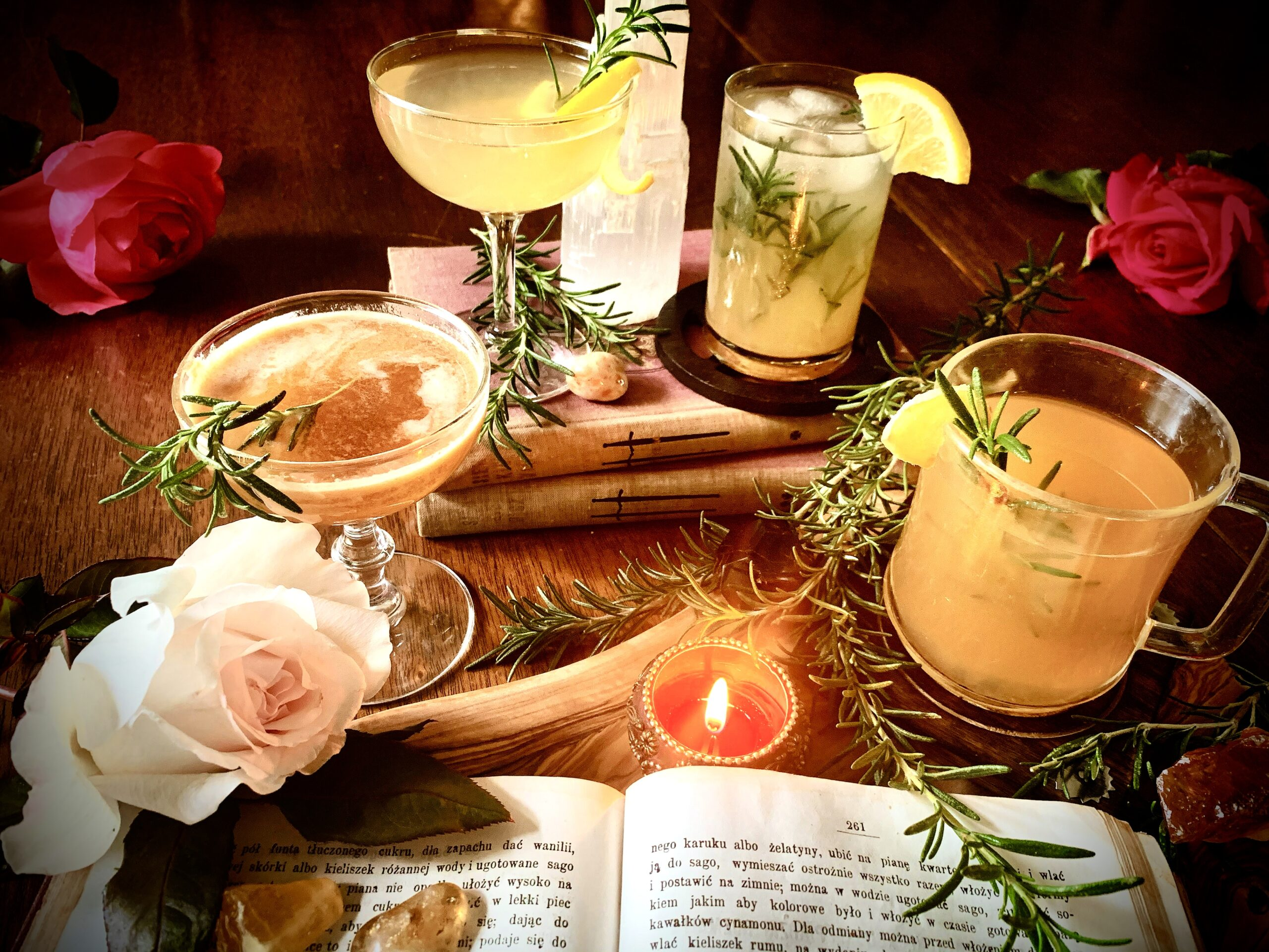 Sipping the Sagittarius Lunar Eclipse: Cocktail Recipes to Call Down the Moon