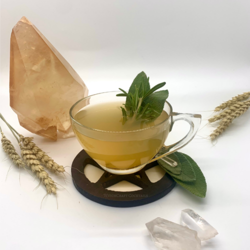 Herbal Maple Hot Toddy Recipe