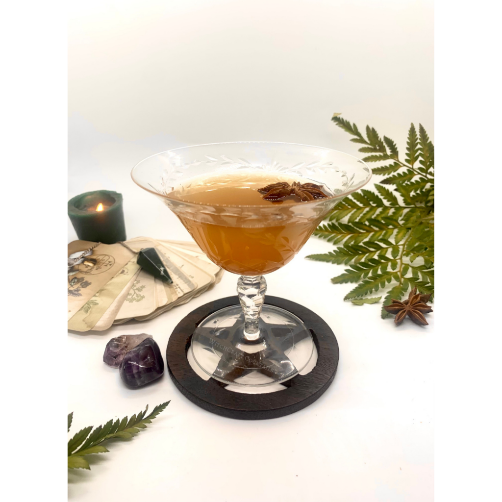 Fig & Maple Vodka Sour Drink Recipe