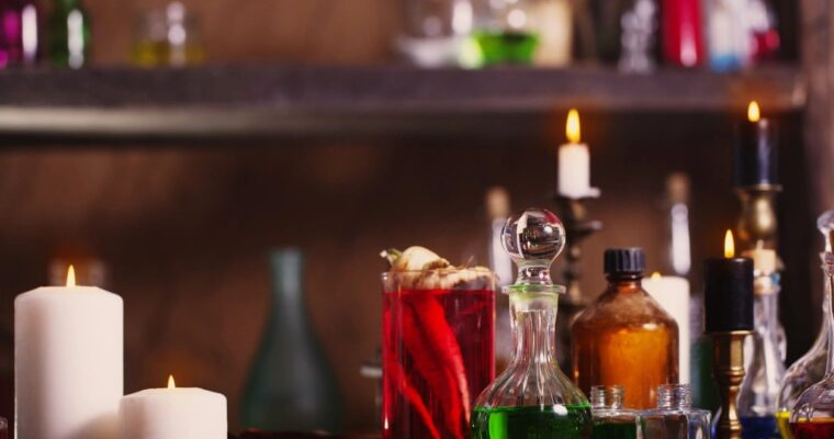 10 Easy Ways to Make ANY Drink Halloween Ready