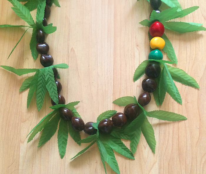greensbrand-kukui-beads-Rasta-closeup