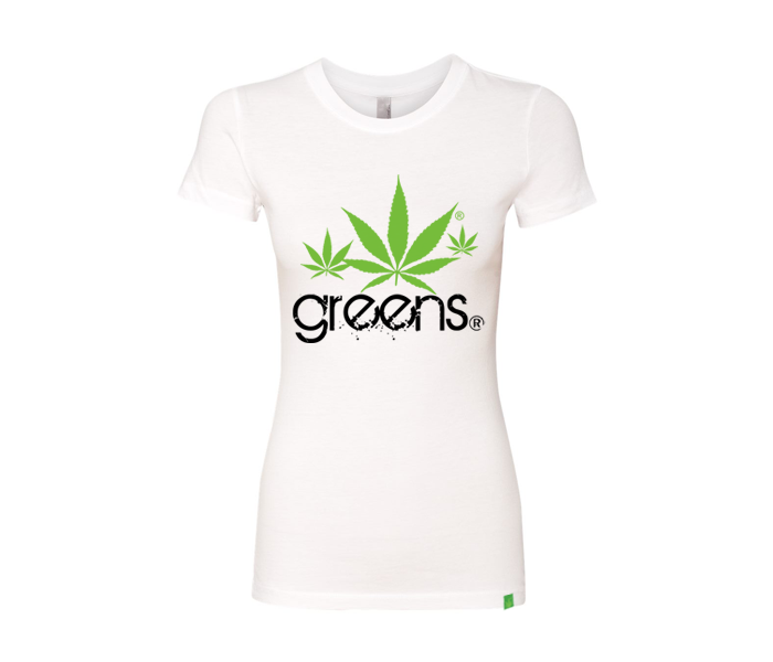 greensbrand girls shakes design white t-shirt