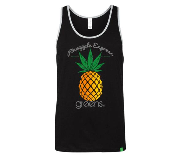 greensbrand Pineapple express design tanktop