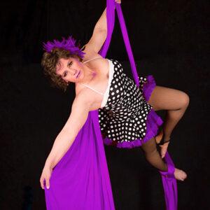 Juliana Burrell Aerial Silks