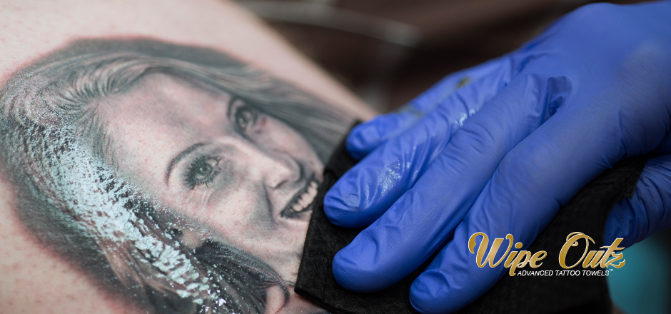How To Safely Dry Your New Tattoo