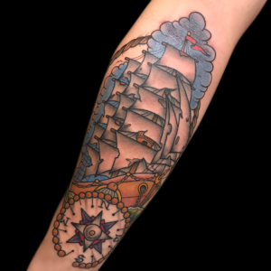 Best Traditional Tattoos In Los Angeles