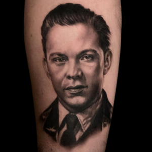 Best Portrait Tattoo In Los Angeles