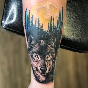 Best Color Tattoos in Los Angeles
