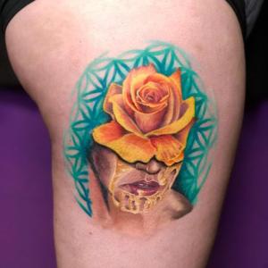 Best Rose Tattoos in Northridge