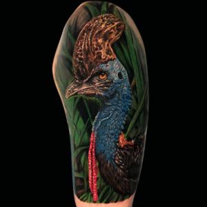 Best Bird Tattoo In Los Angeles