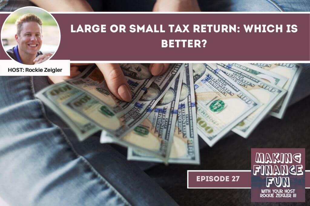 large or small tax return