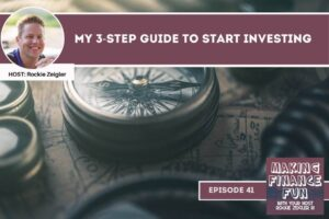 3 step guide to investing