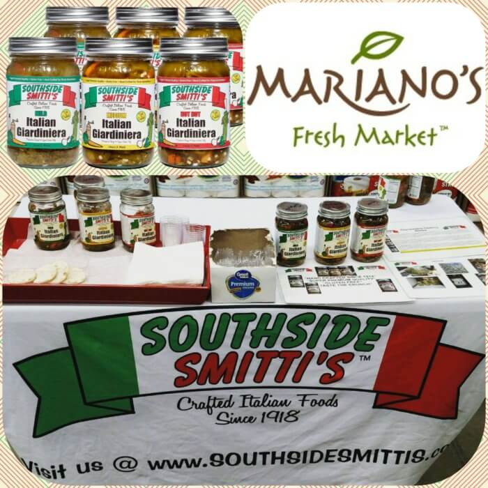 Mariano's Tasting in Orland Park