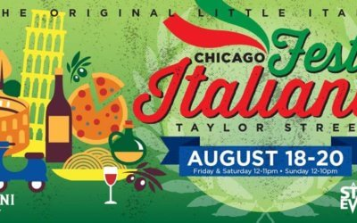 Chicago Festa Italiana Aug. 18-20