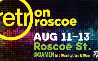 Retro on Roscoe Aug. 12-13