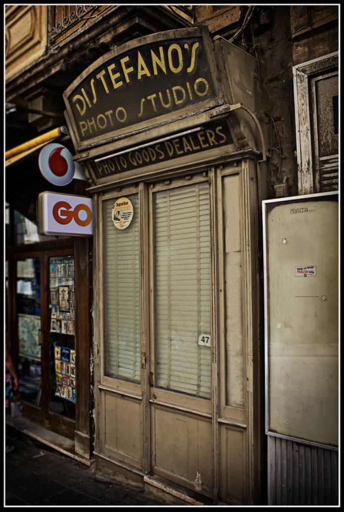 The Studio on Tower Road, Sliema.
