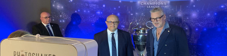 PepsiCo (Malta) UEFA Champions League Trophy Activation