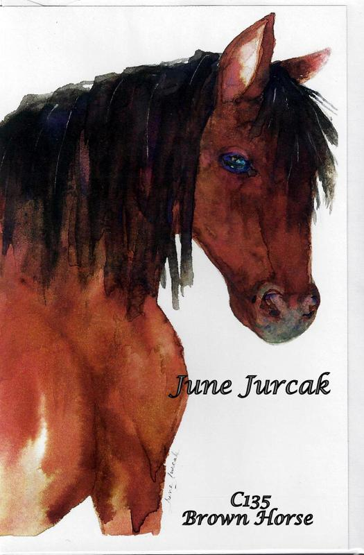 Jurcak Horse