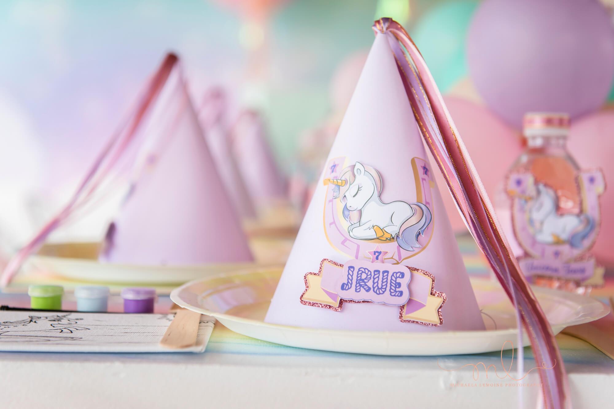 Jayda's Unicorn Party