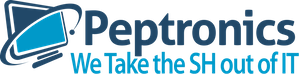 Peptronics Logo
