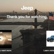 Jeep Big Game Blitz — The Game-Day Commercials