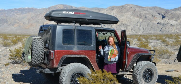 ModernJeepers in Death Valley — the Fun, Food and Campfires!