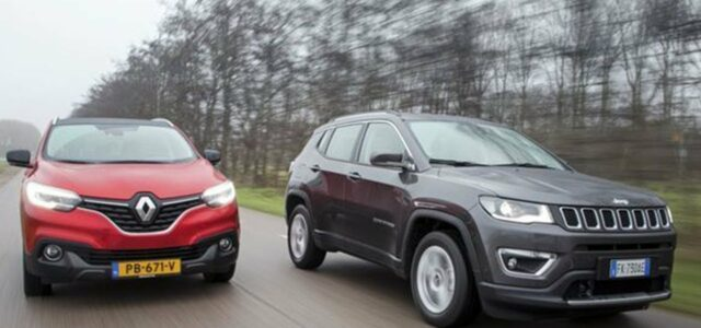 UPDATE: Offer Withdrawn — After 30 Years, Renault + Jeep are at it Again