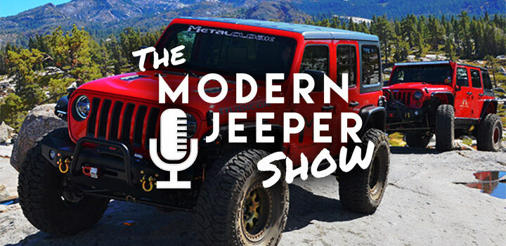 The ModernJeeper Show, Ep. 32 – Justin Murray, Great Smoky Mountain Jeep Invasion