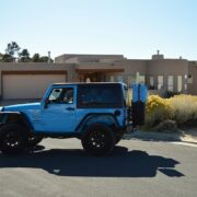 [catie's corner] Jeeping Through Albuquerque with Make Her Mean!