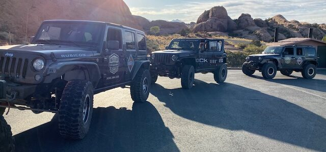 """The """"Rona"""" and Upcoming Jeep Events"""