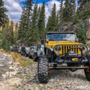 Jeep Wrangler With 2.0L Engine Recall