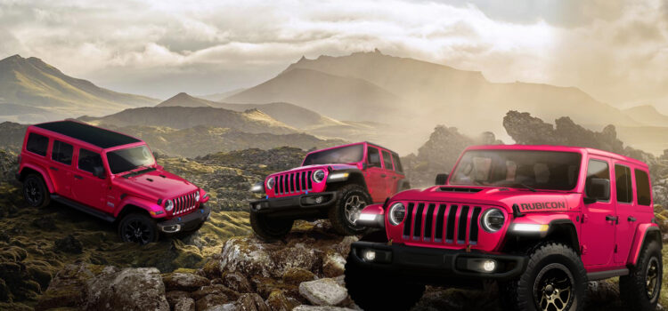 Jeep Sales Are Strong! FCA US Reports 2nd Qtr Sales