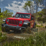 Jeep Wrangler 4xe Named in Wards 10 Best Engines & Propulsion Systems